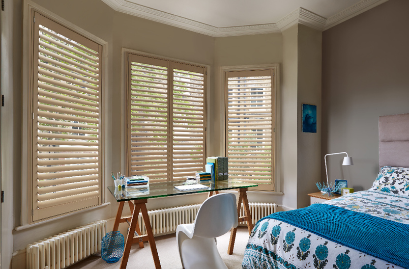Shutters from Horizo Blinds County Down
